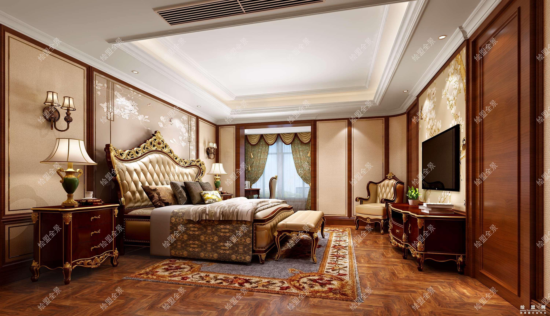 北欧双人床 现代双人床 简欧双人床床头柜组合 新古典欧式床 新中式